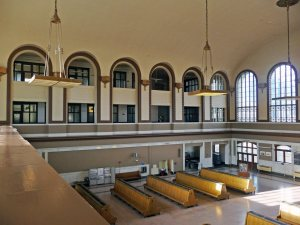 Denver's Union Station before its recent remodel. (Internet photo)